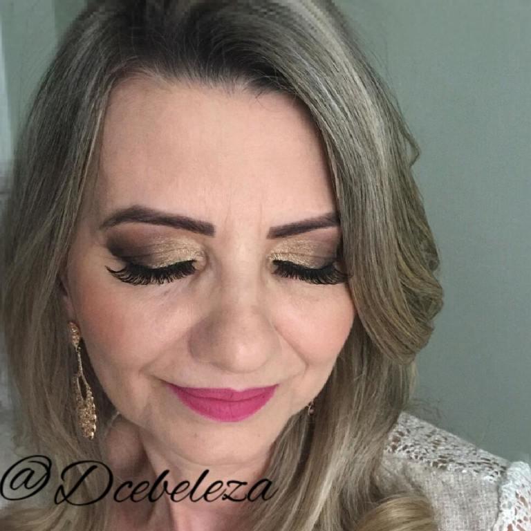 Maquiagem mãe do noivo  #maquiagem#casamento#makeup#dcebeleza#eyes#brasil#goiania maquiador(a)