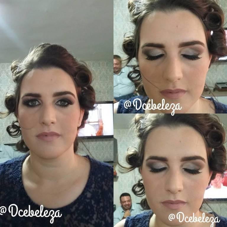 Maquiagem para madrinha de casamento  #maquiagem#madrinha#casamento#dcebeleza#goiania#brasil#makeup#make maquiador(a)