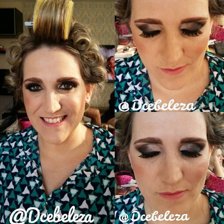 Maquiagem para madrinha #dcebeleza#makeup#maquiagem#madrinha#casamento#goiania#brasil maquiador(a)