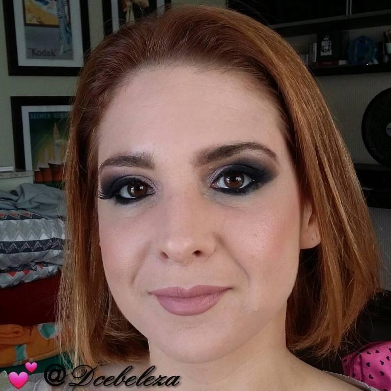 Maquiagem para madrinha #maquiagem#makeup#dcebeleza#make#brasil#goiania maquiador(a)
