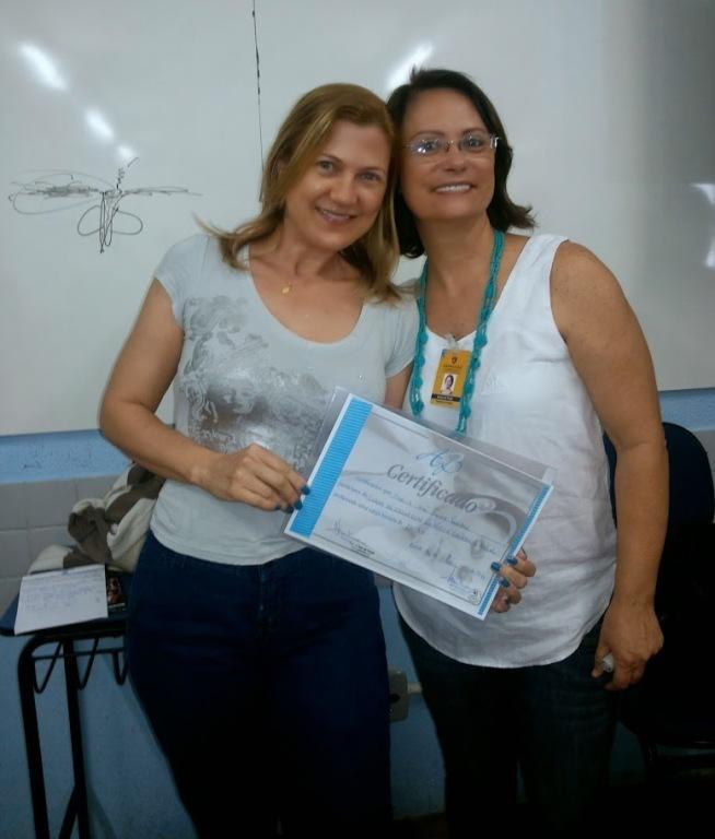Minha Mestra em Drenagem Linfática Ariene de Paula Barbosa. #drenagemlinfatica esteticista designer de sobrancelhas
