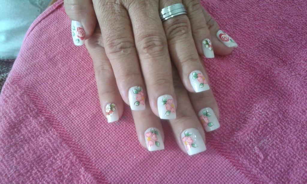 Postiças manicure e pedicure
