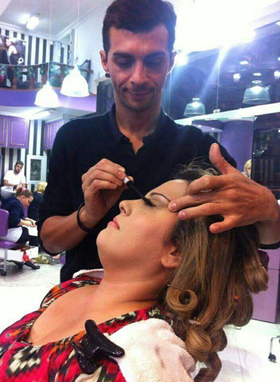 fisioterapeuta designer de sobrancelhas esteticista depilador(a) empresário(a) coordenador(a) gerente massoterapeuta stylist / visagista