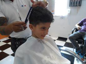 corte infantil cabeleireiro(a) barbeiro(a)