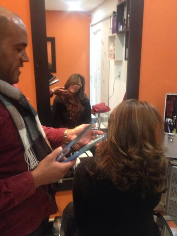 Escova cabeleireiro(a) barbeiro(a)