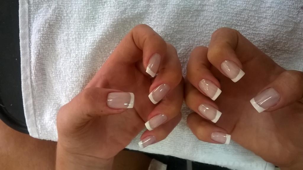 Alongamento de unhas (depois)