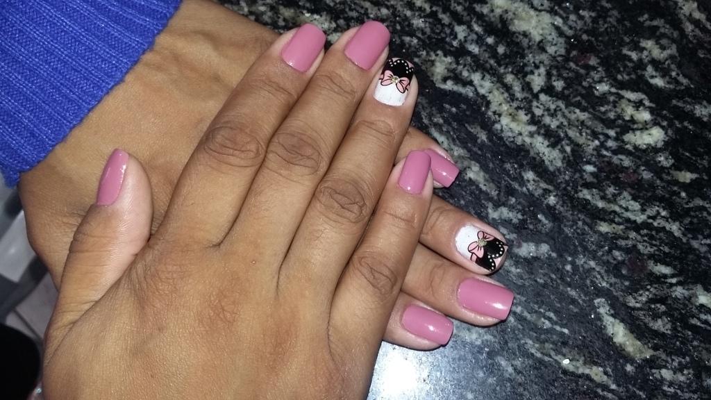 #LindasQueEstão   manicure e pedicure