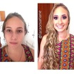 Maquiagem Profissional  Antes & Depois #maquiagemprofissional #laraorsariane