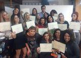 Registro de mais uma conquista profissional: Curso Kryolan Argentina dermopigmentador(a) designer de sobrancelhas maquiador(a)