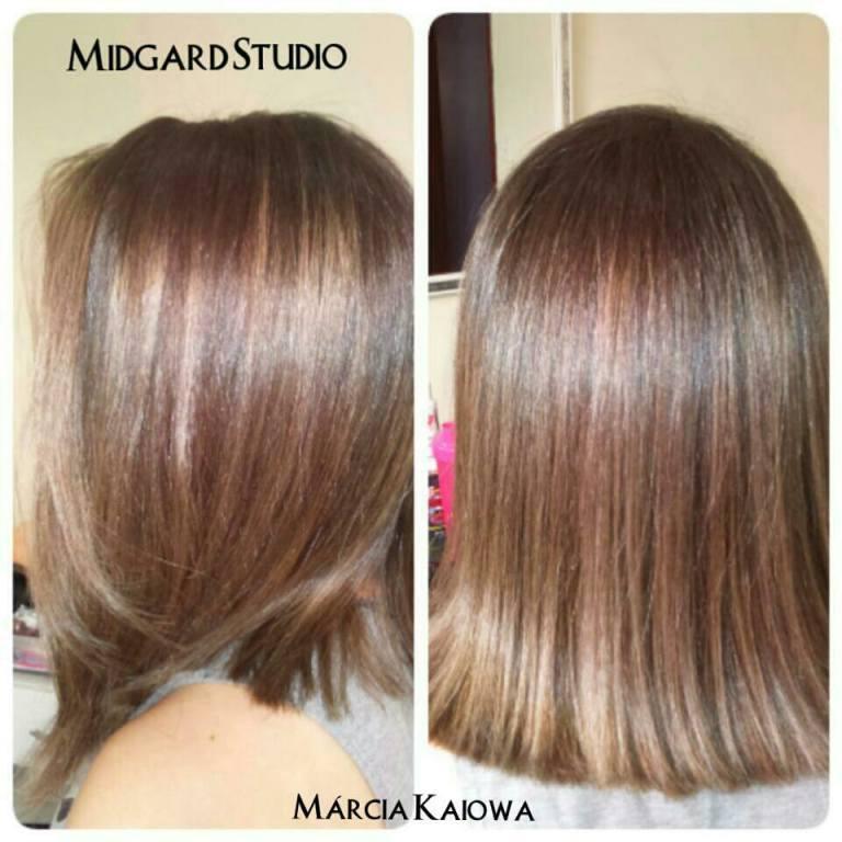 tratamento capilar cabeleireiro(a) maquiador(a) designer de sobrancelhas