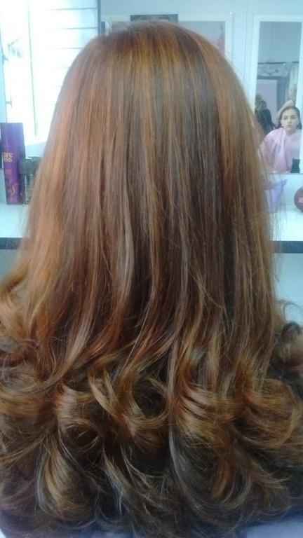 cabelo  empresário(a) cabeleireiro(a)