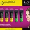Racco - tratamento profissional para cabelos.