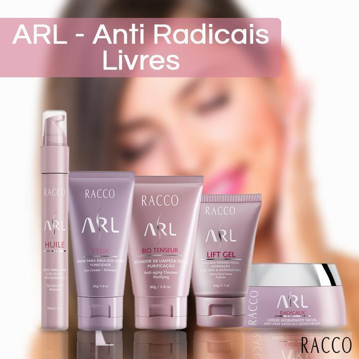 Racco / tratamento facial / ARL / cuidado com a pele distribuidor(a) consultor(a) revendedor(a)