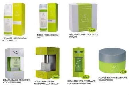 Racco / linha ciclos / mascaras , serum facial , tônico facial, espuma de limpeza, serum corporal distribuidor(a) consultor(a) revendedor(a)