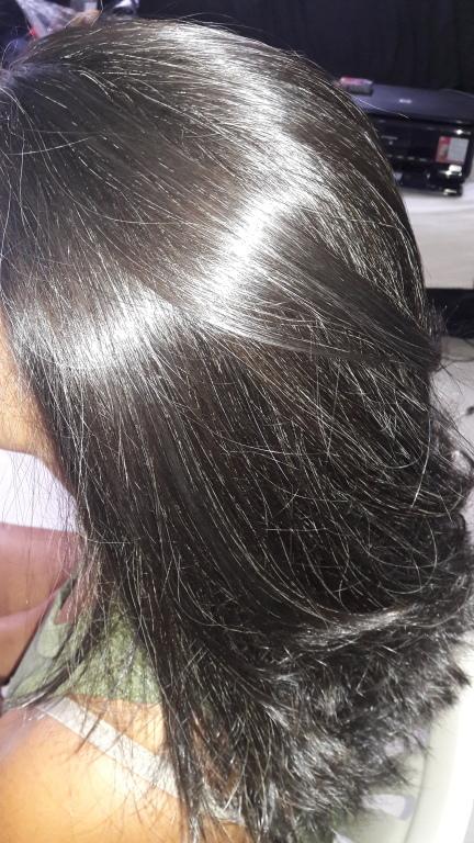 Escova simples. cabeleireiro(a)