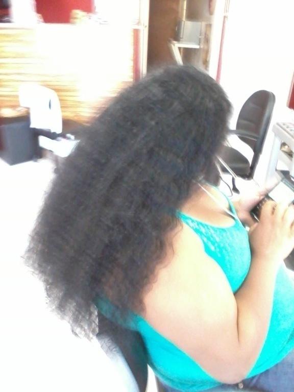 auxiliar cabeleireiro(a) escovista