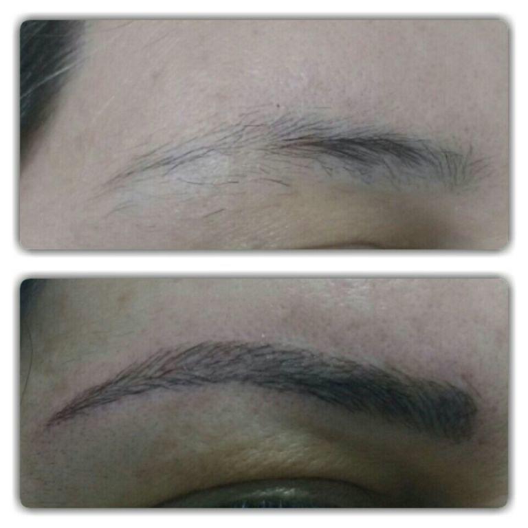 micropigmentador(a) depilador(a) designer de sobrancelhas maquiador(a)