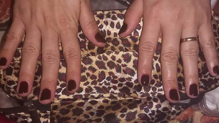 manicure e pedicure auxiliar de limpeza