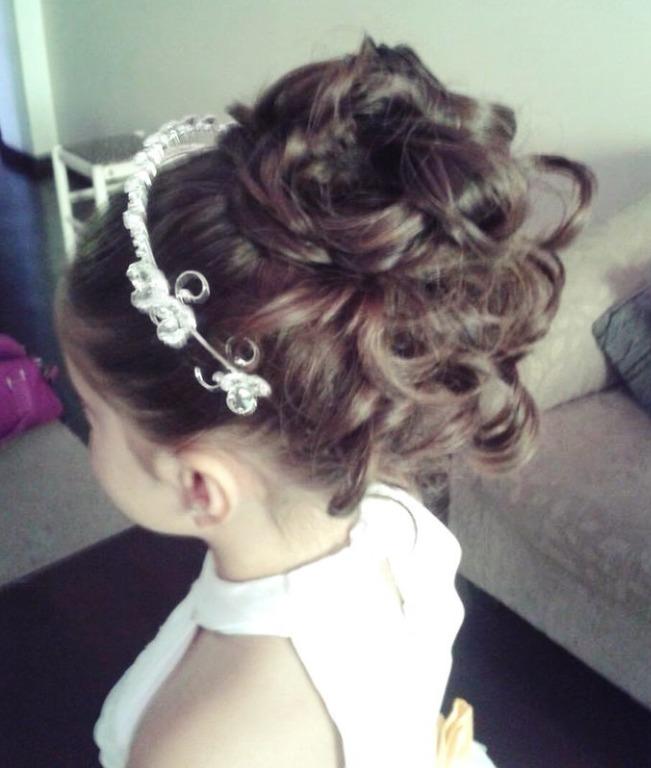 Foto Penteado Dama Dama Cabelo Casamento Penteado Cbeauty