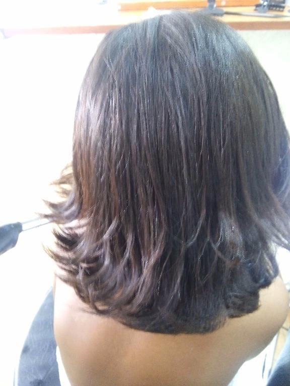 Alisamento infantil $30,00 cabeleireiro(a) maquiador(a)