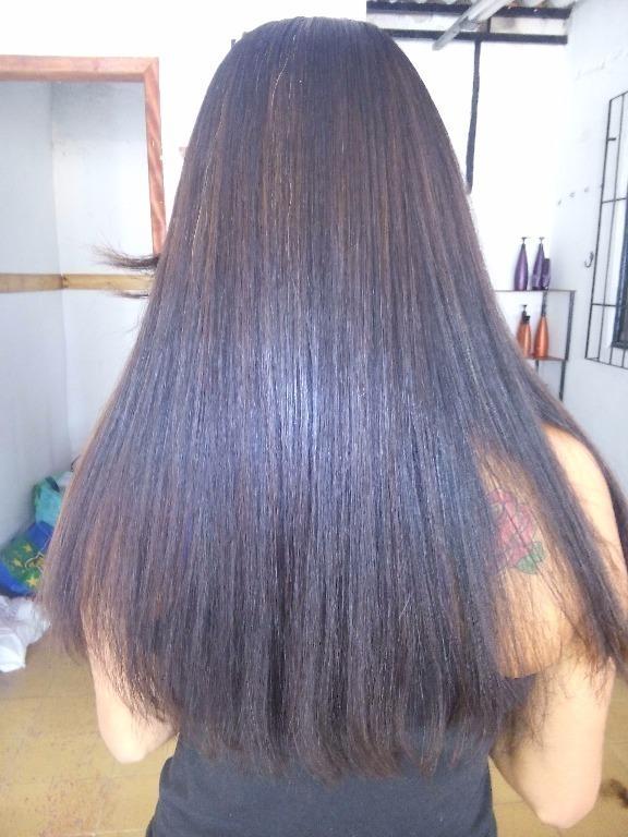 Transformação de cor $70,00 cabeleireiro(a) maquiador(a)