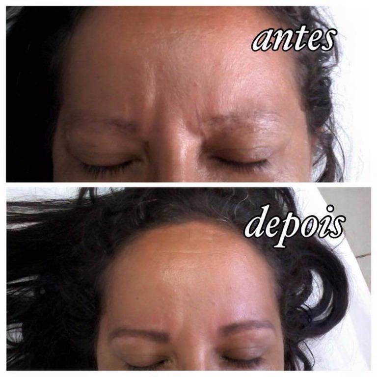 esteticista designer de sobrancelhas depilador(a) massoterapeuta