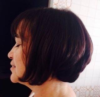 Chanel de bico ! #corte cabeleireiro(a)