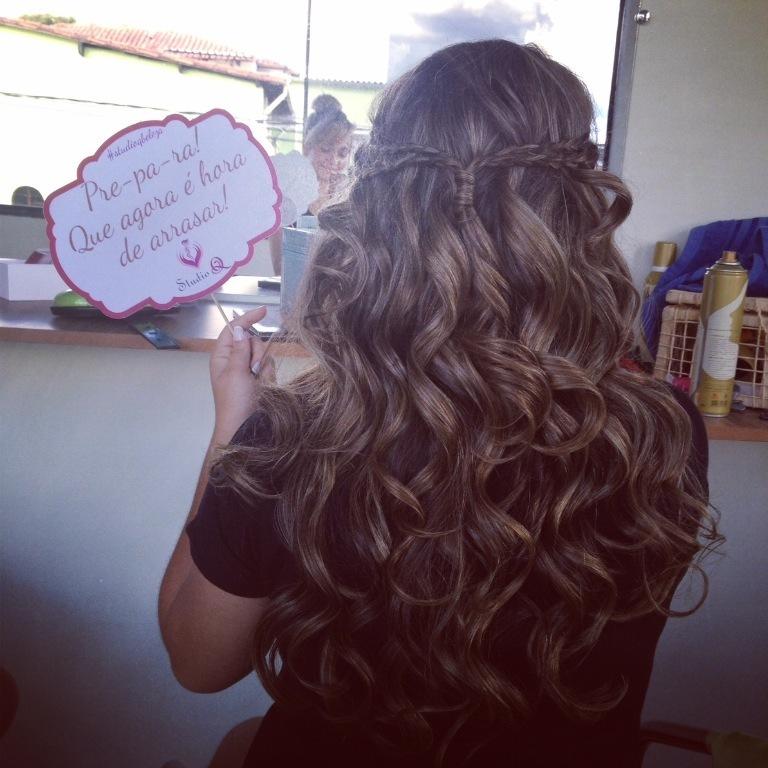 #penteado cabeleireiro(a)