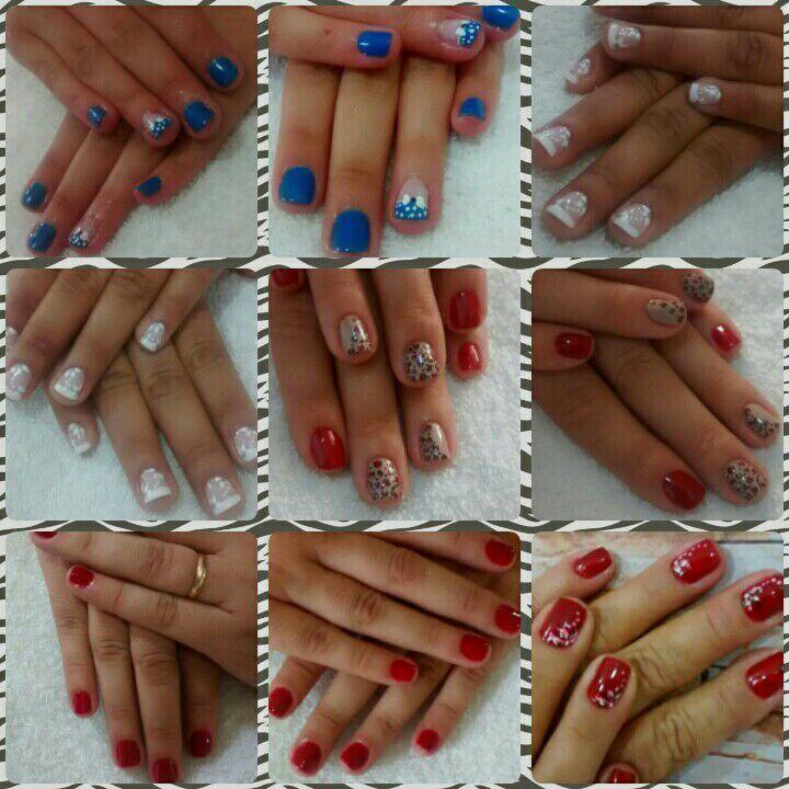 manicure e pedicure estudante (cabeleireiro) estudante (designer sobrancelha) maquiador(a)