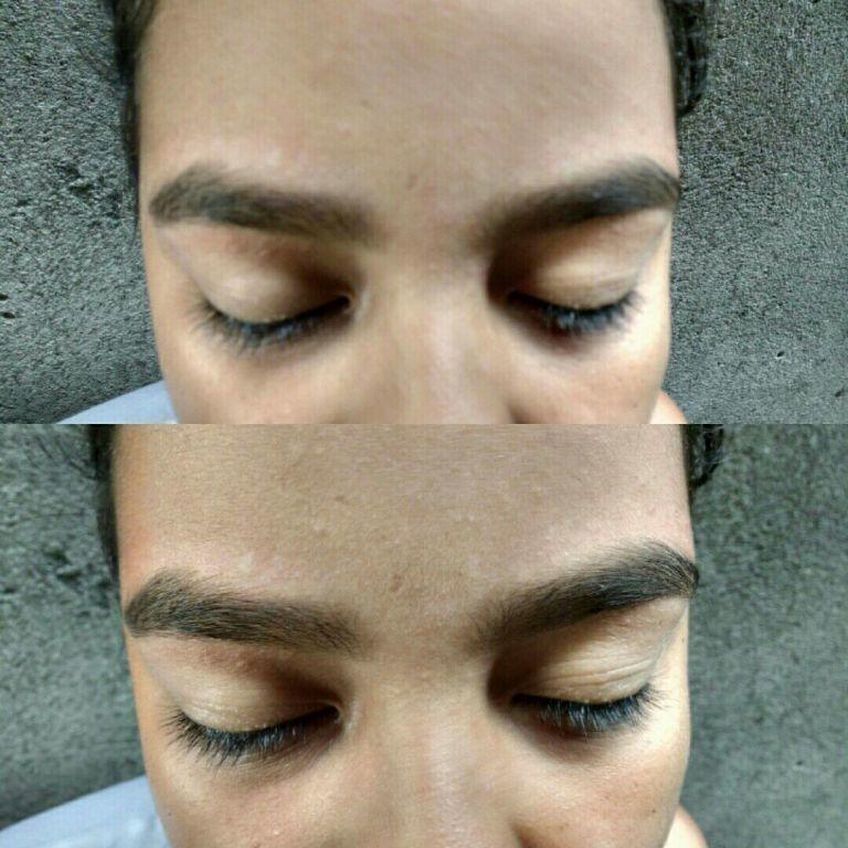 Design de Sobrancelha. outros esteticista designer de sobrancelhas depilador(a)