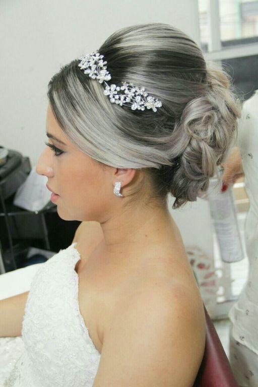 penteado noiva, preso, grey hair cabelo  cabeleireiro(a)