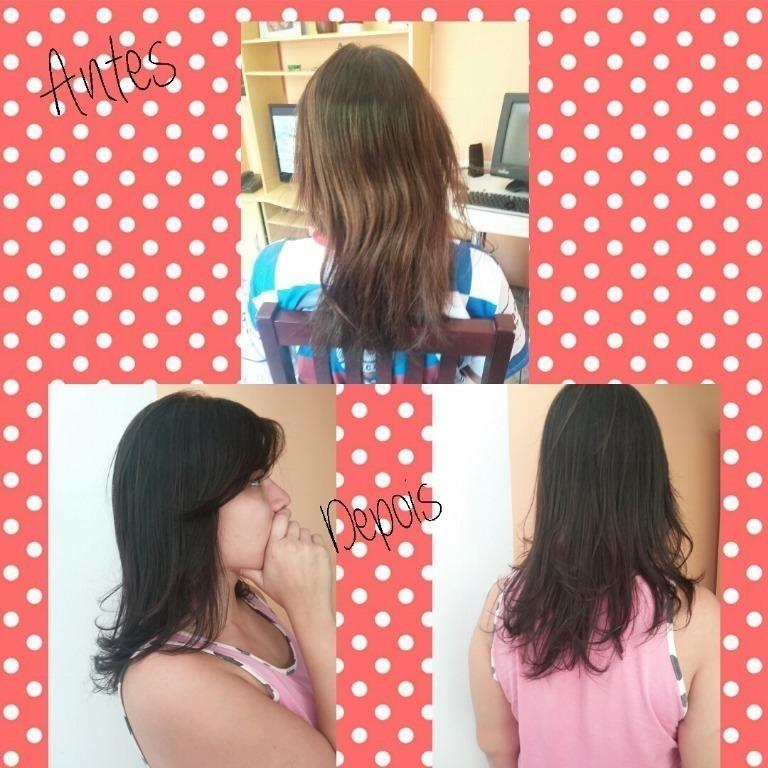 Coloração e Corte auxiliar cabeleireiro(a)