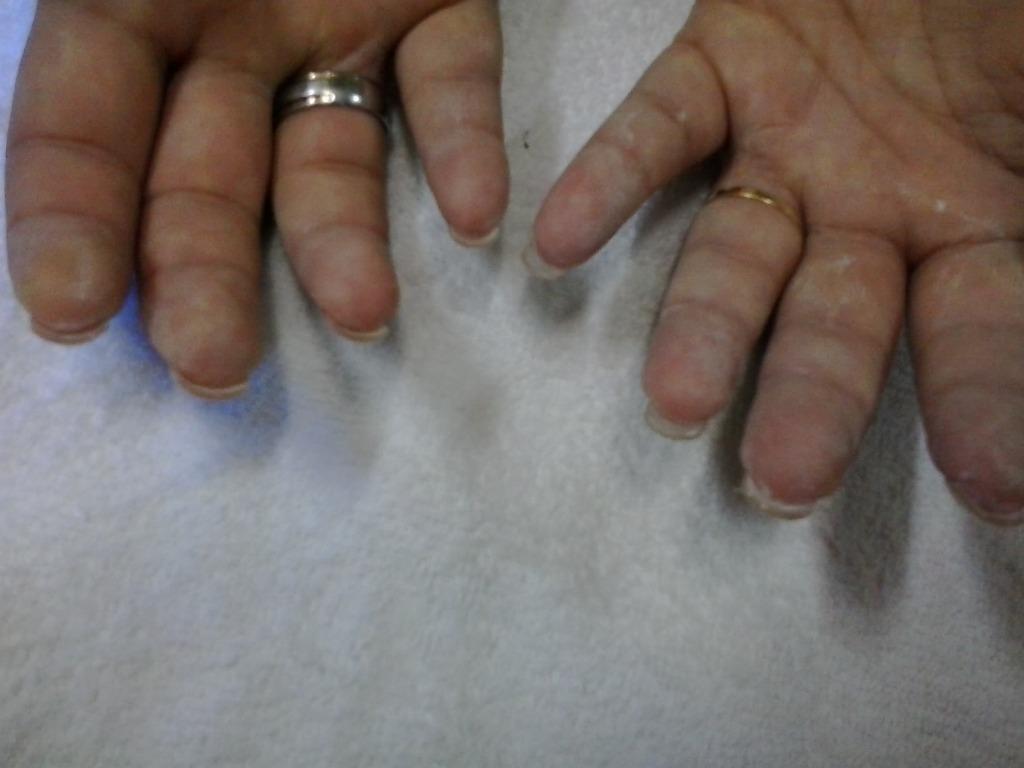 Unhas de fibra de vidro feito com naturalidade! cabeleireiro(a) manicure e pedicure depilador(a) maquiador(a)