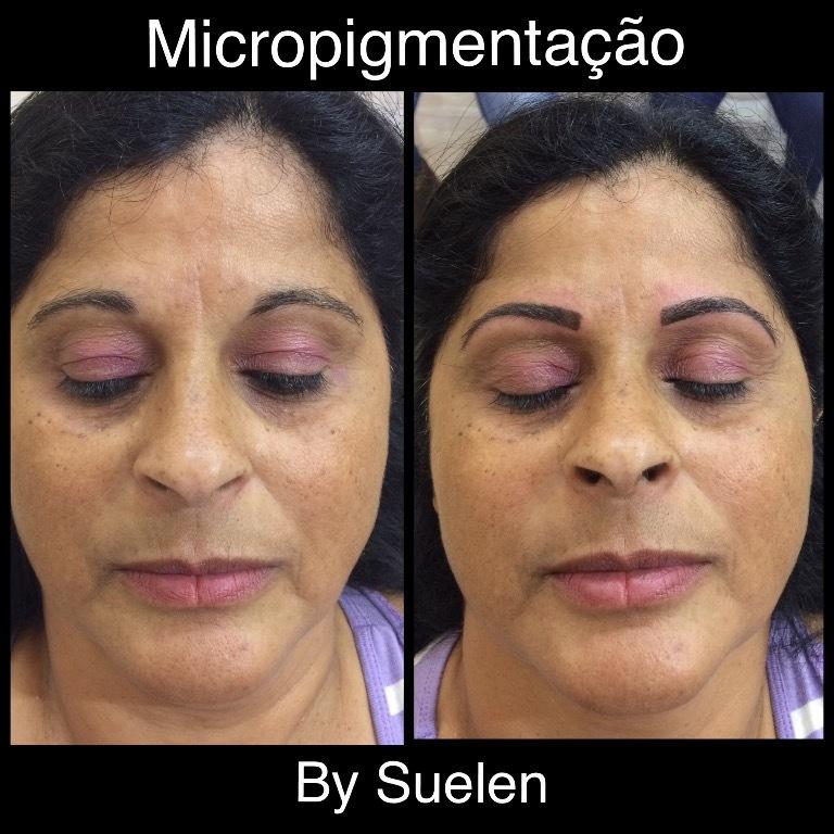 dermopigmentador(a) designer de sobrancelhas
