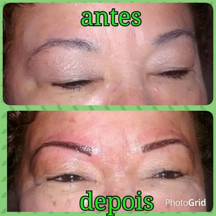 cabeleireiro(a) micropigmentador(a) maquiador(a) designer de sobrancelhas