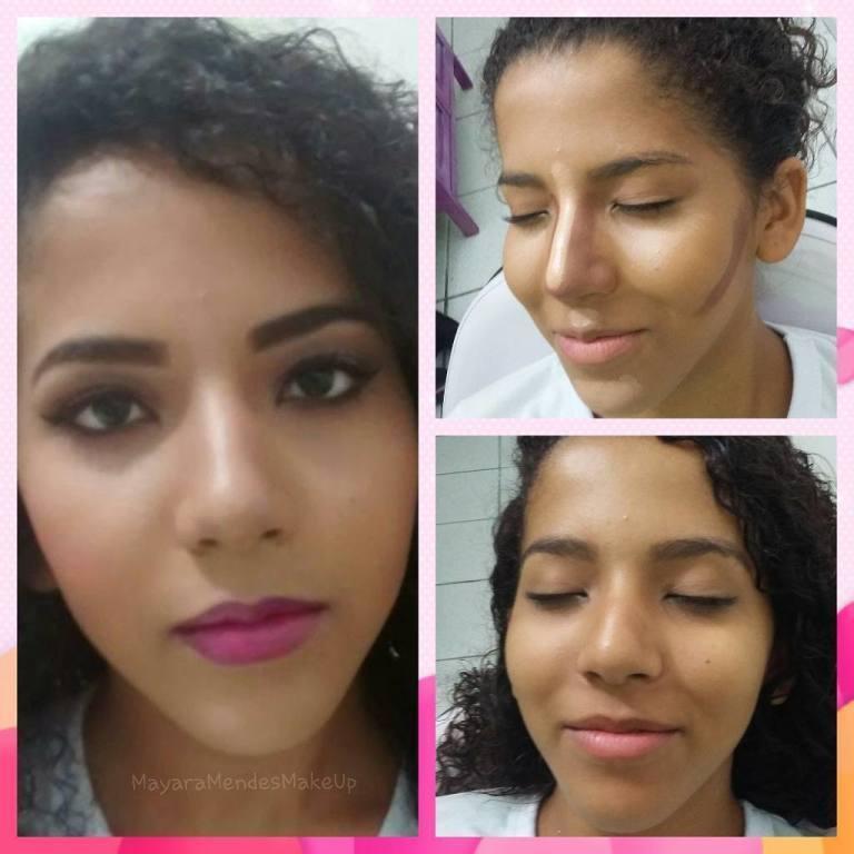 #MaquiagemSocial maquiador(a)