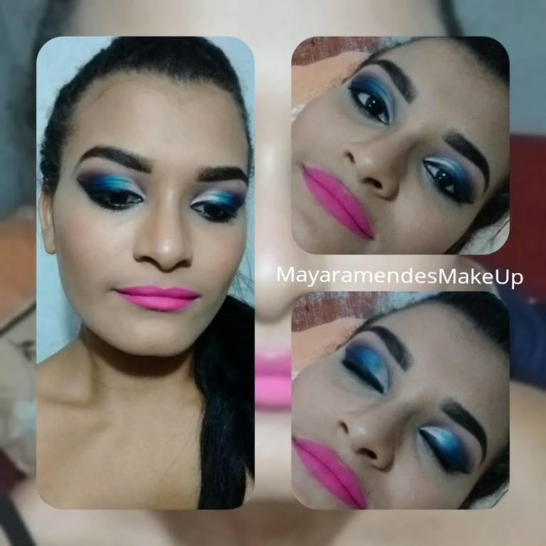 Cut crease, maquiagem baphooonica!!! maquiador(a)