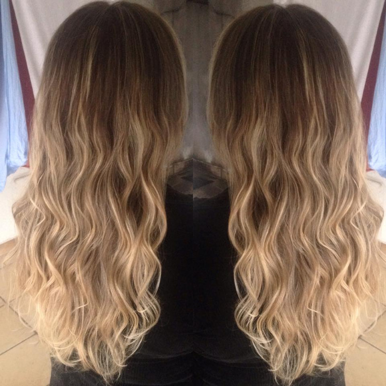 Amo oque faço ♥ #luzes #hair #corte #babyliss #blondebyme #byme #blonde #cut  cabeleireiro(a) maquiador(a)