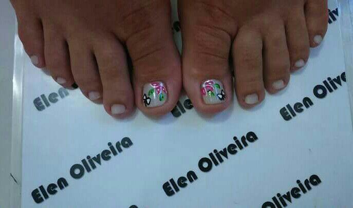 #feitoàMao manicure e pedicure