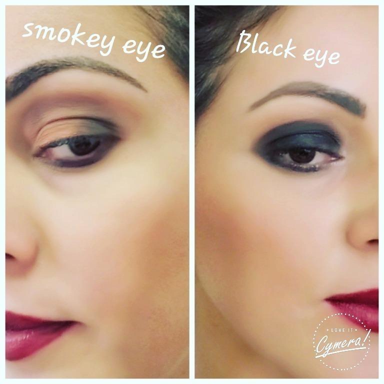 ##smokey eye ##black eye Amooo os dois maquiador(a) consultor(a) em negócios de beleza micropigmentador(a)