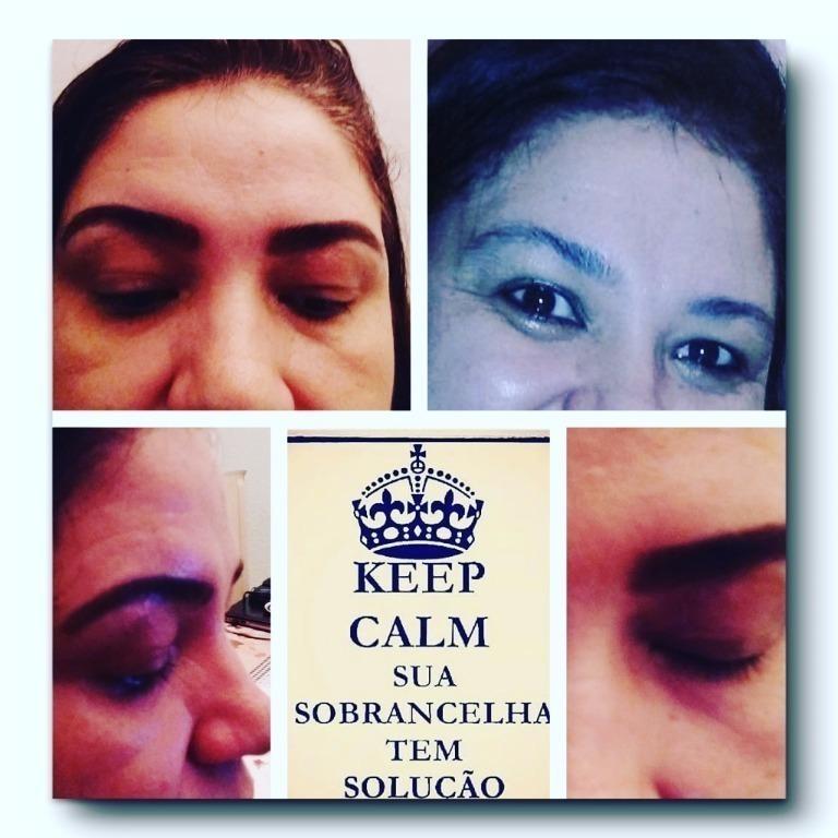 Design e aplicação de henna nas sobrancelhas  maquiador(a) consultor(a) em negócios de beleza micropigmentador(a)