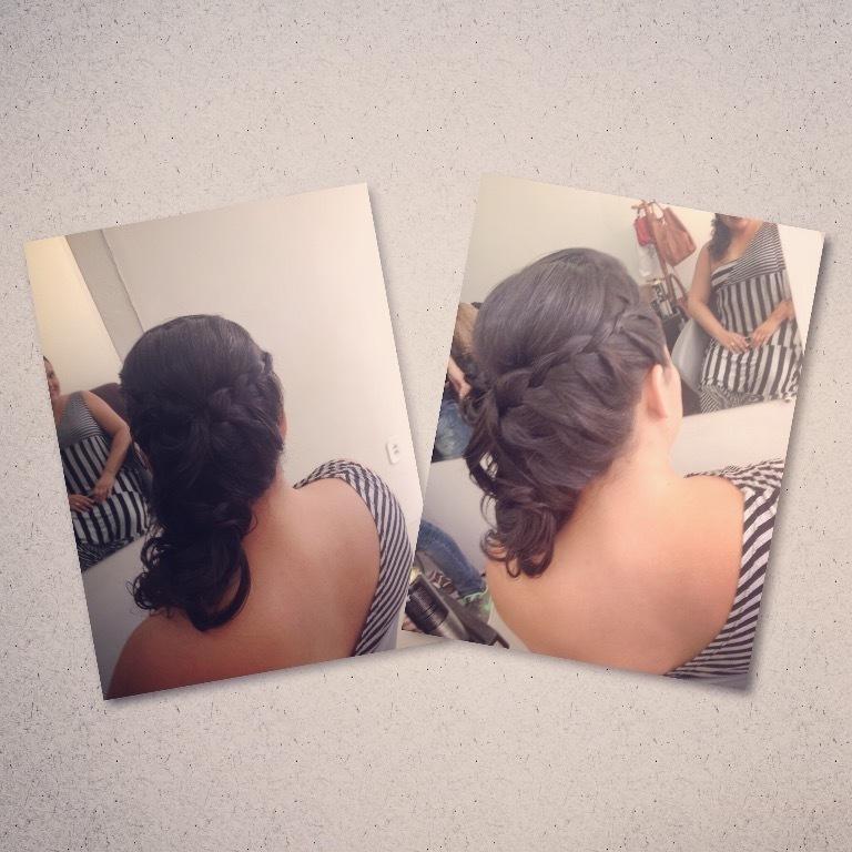 Faça sua produção no Ana Beauty Center cabeleireiro(a) depilador(a) maquiador(a)