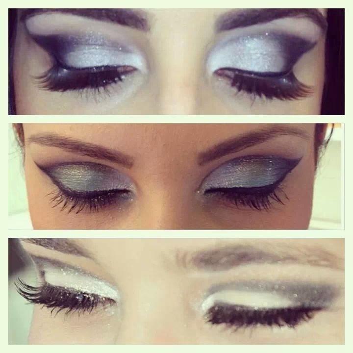 Minhas maquiagens @pricilagfhair maquiagem cabeleireiro(a) maquiador(a) designer de sobrancelhas