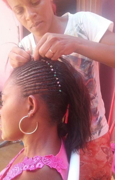 Nao a nada melhor do que fazer o que gosta..... cabelo cabeleireiro(a)