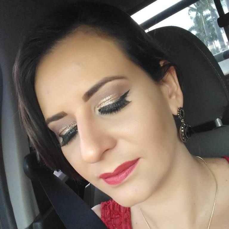 Maquiagem para madrinha!! designer de sobrancelhas micropigmentador(a)
