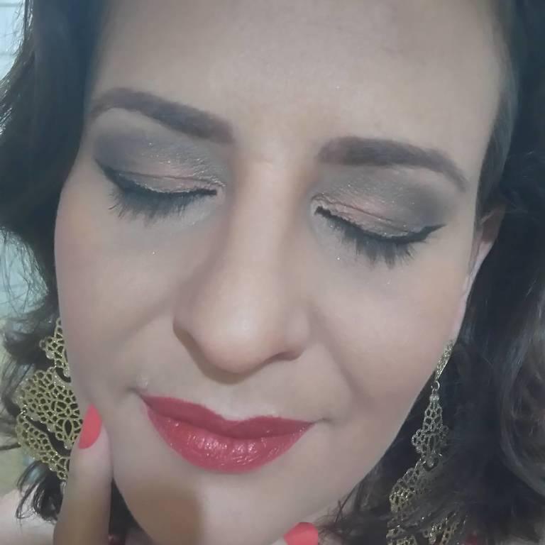 Ano Novo e make para arrasar!!! designer de sobrancelhas micropigmentador(a)