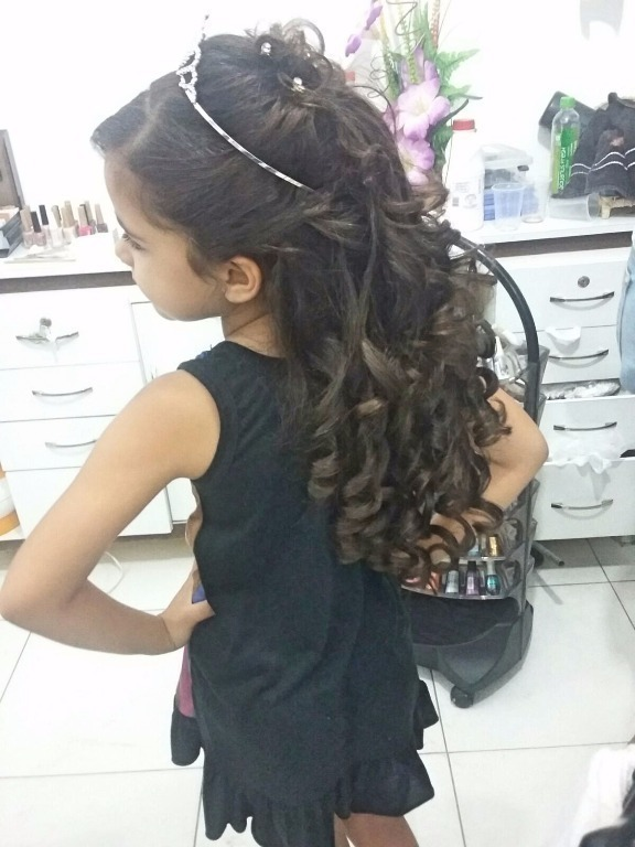 #penteadodebutante #penteado #debutante cabeleireiro(a)