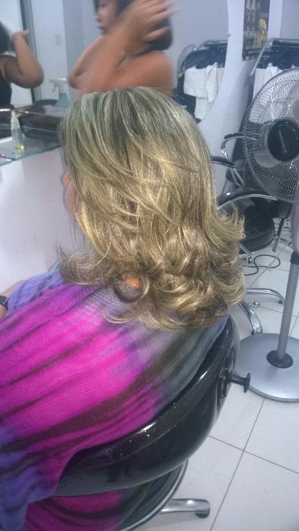 #mechas  cabeleireiro(a)