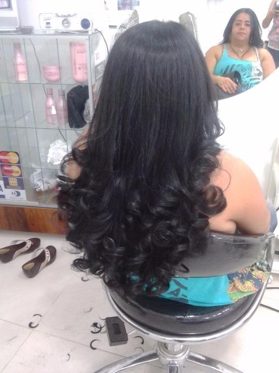#CORTECAMADAS #ESCOVAMODELADA cabeleireiro(a)