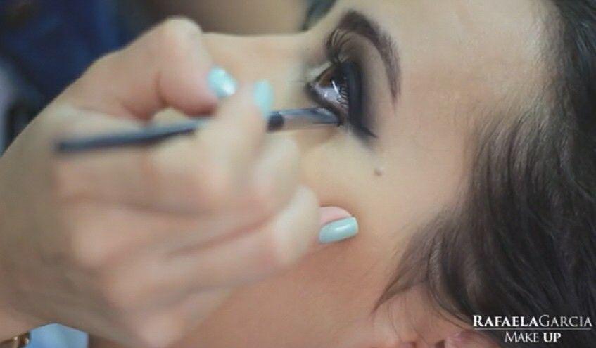 #RafaelaGarcia maquiagem maquiador(a)